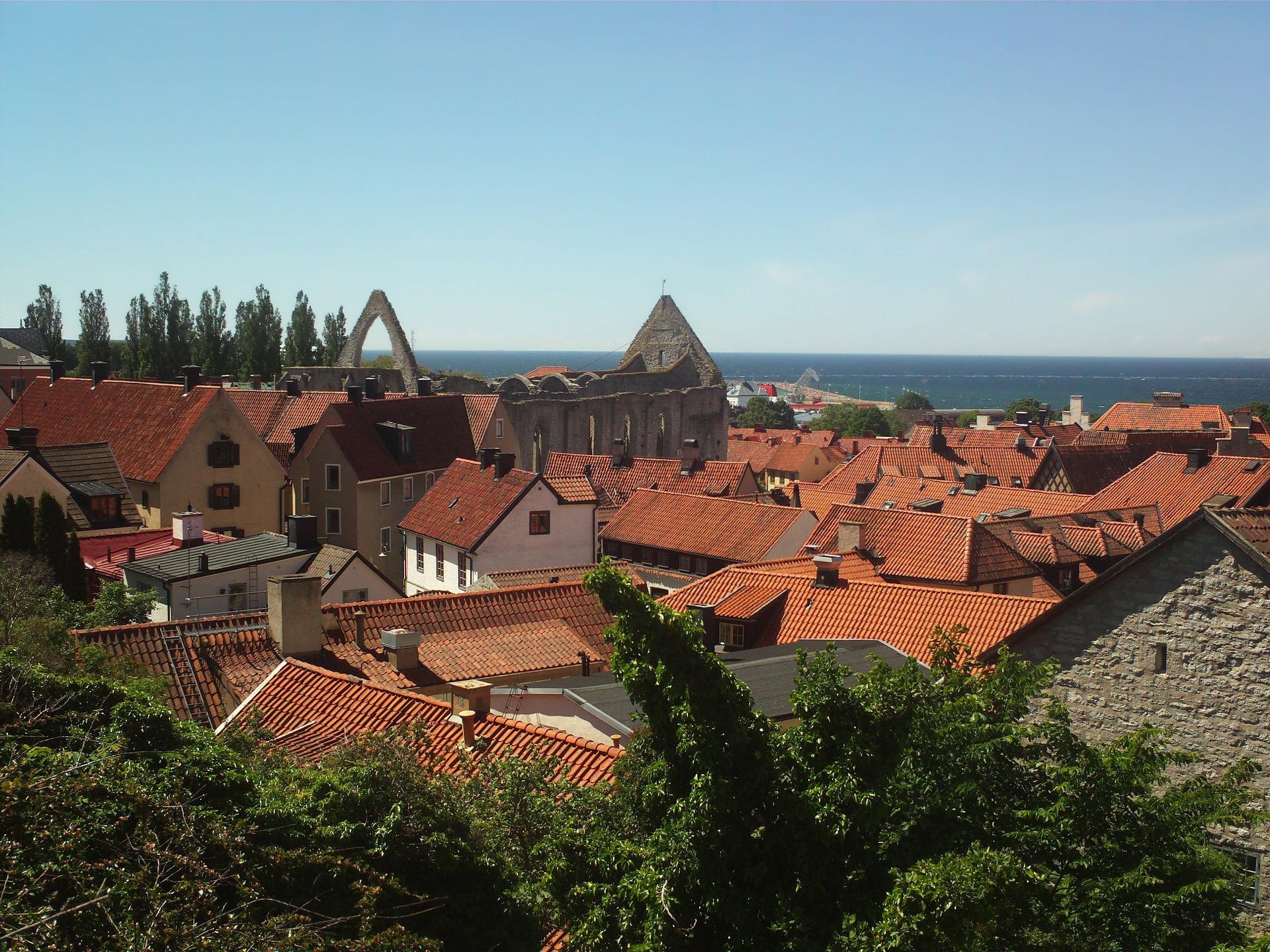 4 gratis saker att göra på Gotland