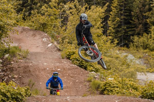 Mountainbike Gotland